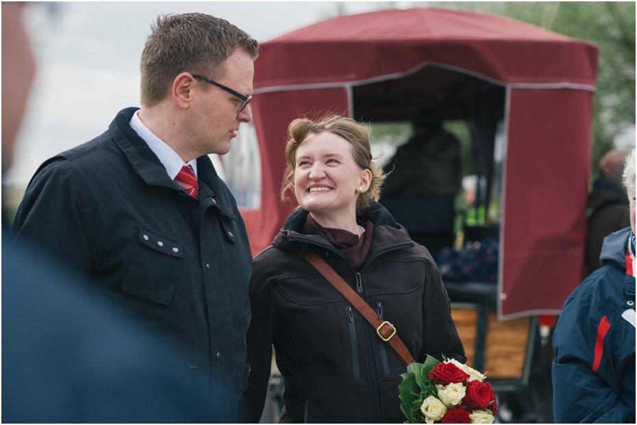 Westerhever Hochzeit